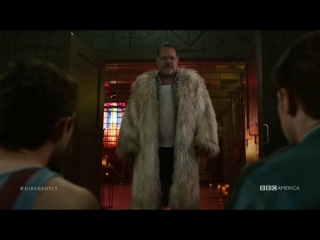 Dirk Gently's Holistic Detective Agency - Gordon Rimmer Rant