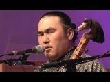 THROAT SINGING Radik Tyulyush (Huun-Huur-Tu) Nastya Sarasvati (Dil Hai Hindustani, Samhey)