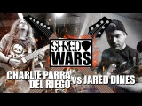 Shred Wars - Jared Dines VS Charlie Parra Del Riego
