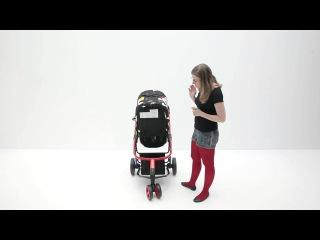 Обзор коляски COSATTO WOOP на HappeakTV