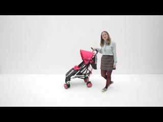 Обзор коляски Koochi Speedstar на HappeakTV