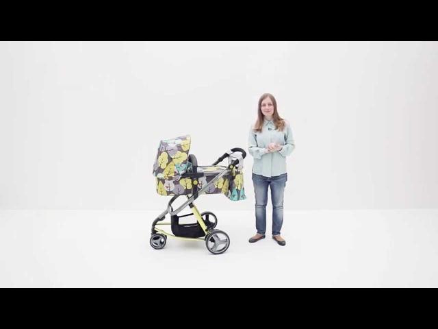 Обзор коляски COSATTO GIGGLE на HappeakTV