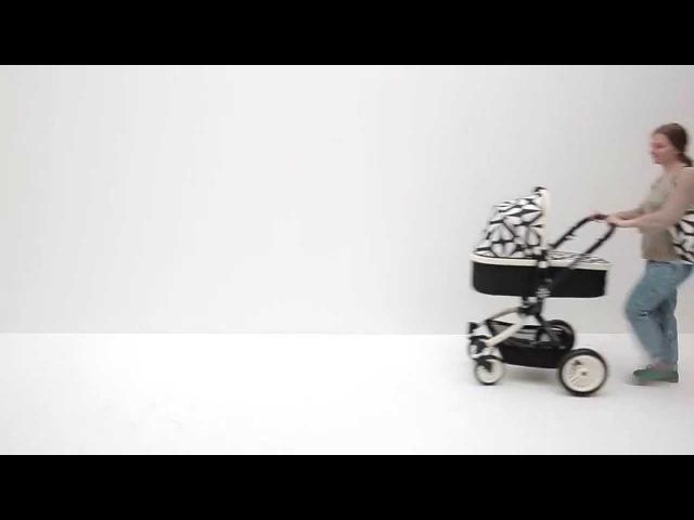 Обзор коляски Cosatto Ooba 2в1 на HappeakTV