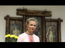 ВЕЧЕР МАРИЙСКОЙ ПОЭЗИИ_Стих А.Сеньковой читает актриса Алина Егошина