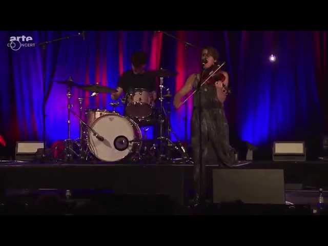 Colin Stetson and Sarah Neufeld Moers Festival 2015