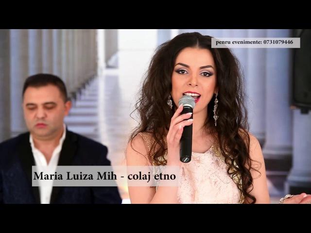 Maria Luiza Mih colaj etno 2017