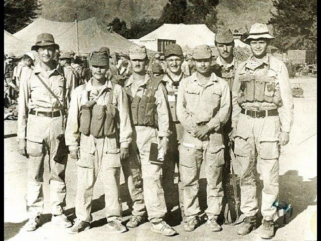 Секретная операция спецназа КГБ СССР Группы «Вымпел» / Тура-Бура. Афганистан