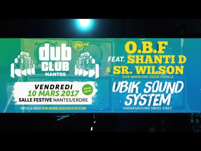 Nantes Dub Club24 - Ubik Jah Mean Dupplate