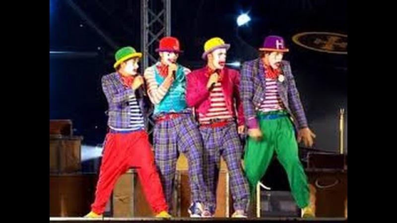 Take That The Circus Live 2009 Wembley Stadium