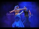 Shy &amp Tanya Bellydance duet to Fadel Shaker Akhedni Maak