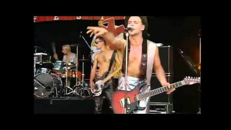 Rammstein - Du Riechst So Gut (Bizarre Festival Germany 1996) HD