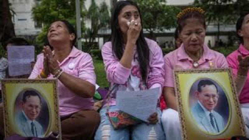 Король Таиланда умер в возрасте 88 лет - СМИ