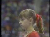1985 FIG World Gymnastics Championships - Women's All Around