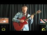 Acoustic Alchemy Jamaica Heartbeat + Guitar Cover