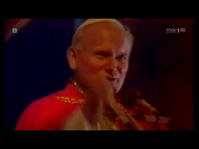 Jan Paweł II Święty uśmiechnięty film dokumentalny