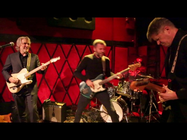 Jim Campilongo Trio with Nels Cline - at Rockwood Music Hall, NYC - Dec 5 2016