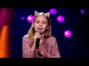 Lotte 'Just Give Me A Reason' Blind Auditions The Voice Kids VTM