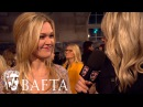 Julia Stiles Red Carpet Interview BAFTA Film Awards 2017