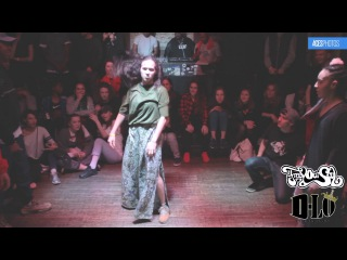 FREE YOUR SOUL 2on2 all styles BROOKE & iCE Vs FfiON & SASKiA ( House of Absolute )