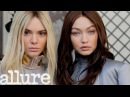 Kendall Jenner and Gigi Hadid Take Us Backstage With the Balmain Army | Allure