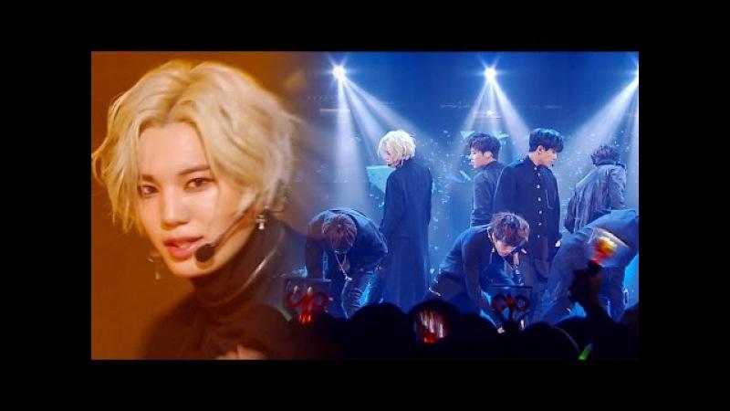《POWERFUL》 INFINITE (인피니트) - The Eye (태풍) @인기가요 Inkigayo 20161009