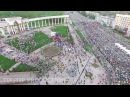 Аэросъемка. Марафон. Алматы 2015