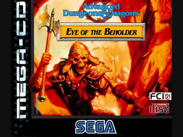 Yuzo Koshiro - Eye of the Beholder (Sega CD/Genesis Music - 1994)