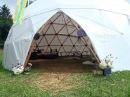 UDOMIA Geodesic Domes 8 Meter 4V