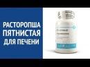 Молочный чертополох Арго витамины для печени расторопша в таблетках