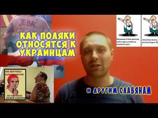 Как поляки относятся к украинцам и другим славянам
