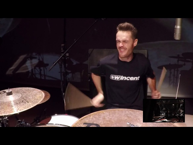 Manuel Reina Group - TamTam DrumFest Sevilla 2016 - Yamaha Drums, Meinl Cymbals