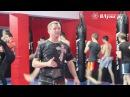Вячеслав Тисленко чемпион мира и европы по кикбоксингу в Великих Луках