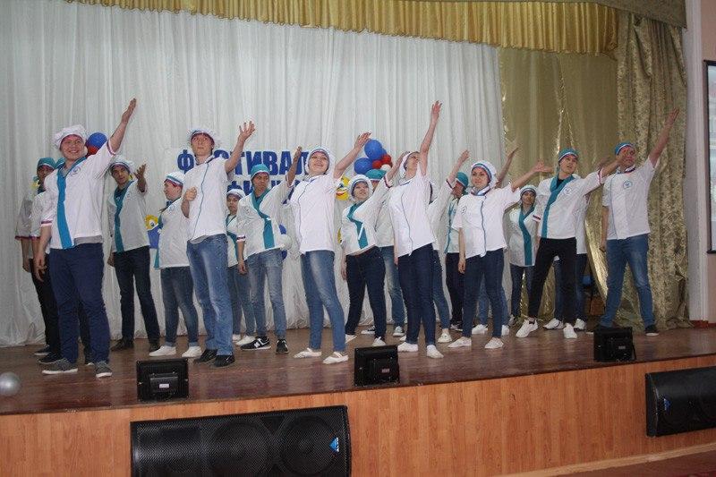 Фестиваль–конкурс «Профи-шоу 2017», Чайковский, 2017 год