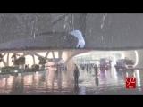 Snowfall in Saudi Arabia 28-11-2016 - 92NewsHD