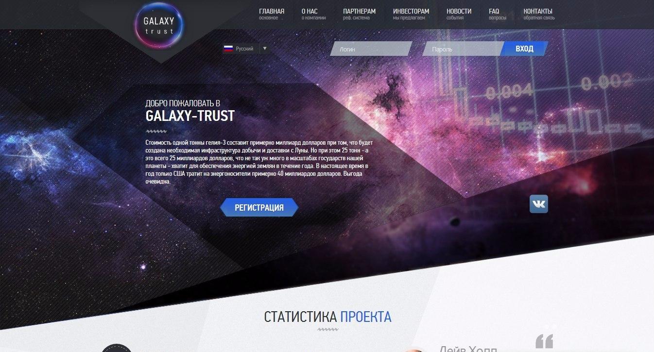 Galaxy Trust