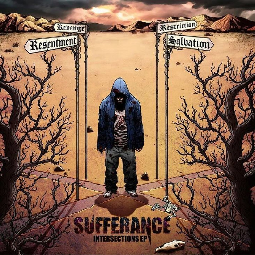 Sufferance - Intersections [EP] (2016)