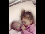 Первый день всей жизни двух сестёр.