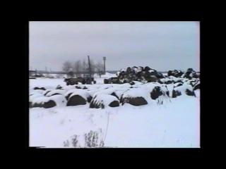Документальный фильм о сельском хозяйстве Зубцовского района, 1998 год, часть 3.