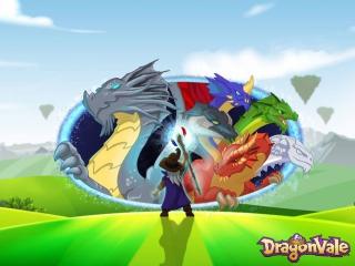 DragonVale - новый Мифический класс драконов.