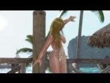 Dead or Alive Xtreme 3 - вышло свежее бесплатное DLC с набором купальников, позволяющих максимально насладиться формами героинь