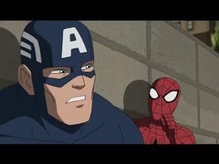 Совершенный Человек-Паук | Ultimate Spider-Man - 1 сезон 23 серия Не Игрушка