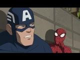 Совершенный Человек-Паук | Ultimate Spider-Man - 1 сезон 23 серия