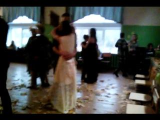 белый танец короля и королевы