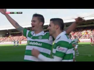 0-1 v Aberdeen - Rogic