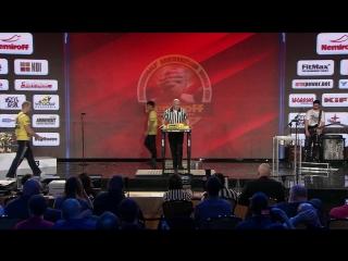 Zloty Tur 2013 final men left 70kg Kovalchuk - Shamiyev
