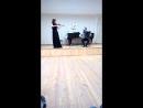 Мирослава Которович & Ігор Саєнко — «Танго для Клод» Р.Гальяно