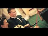 Ведущая Мария Рябушева и Видеограф Виктор Худоконенко. Ресторан Семейный Очаг - Свадьба Харьков
