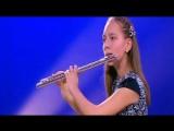 Александра Мелдо 1 тур 16 Щелкунчик, флейта