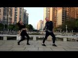 Camille Jones - the Creeps jazz-funk choreography Gera,Lena