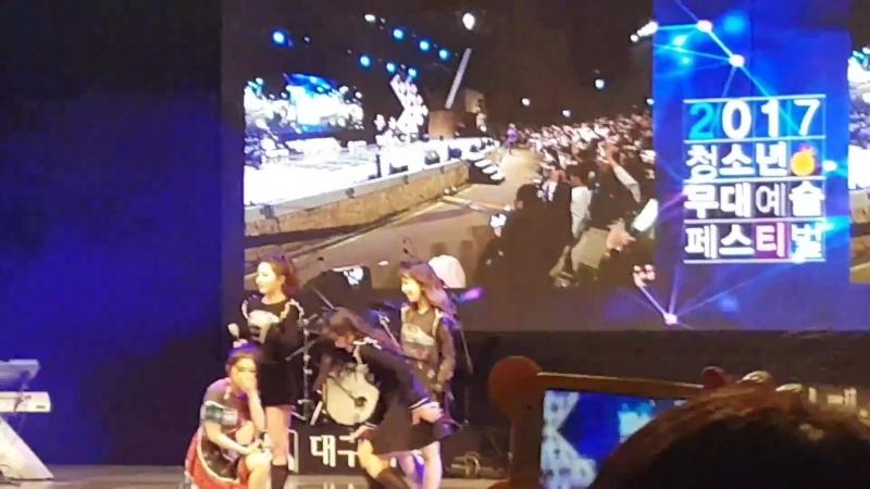 170513 대구 두류공원 야외음악당 레드벨벳 직캠 full video